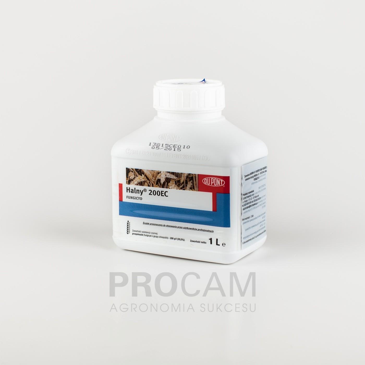 Halny 200 Ec 1l Corteva Fungicyd Procam Agronomia Sukcesu