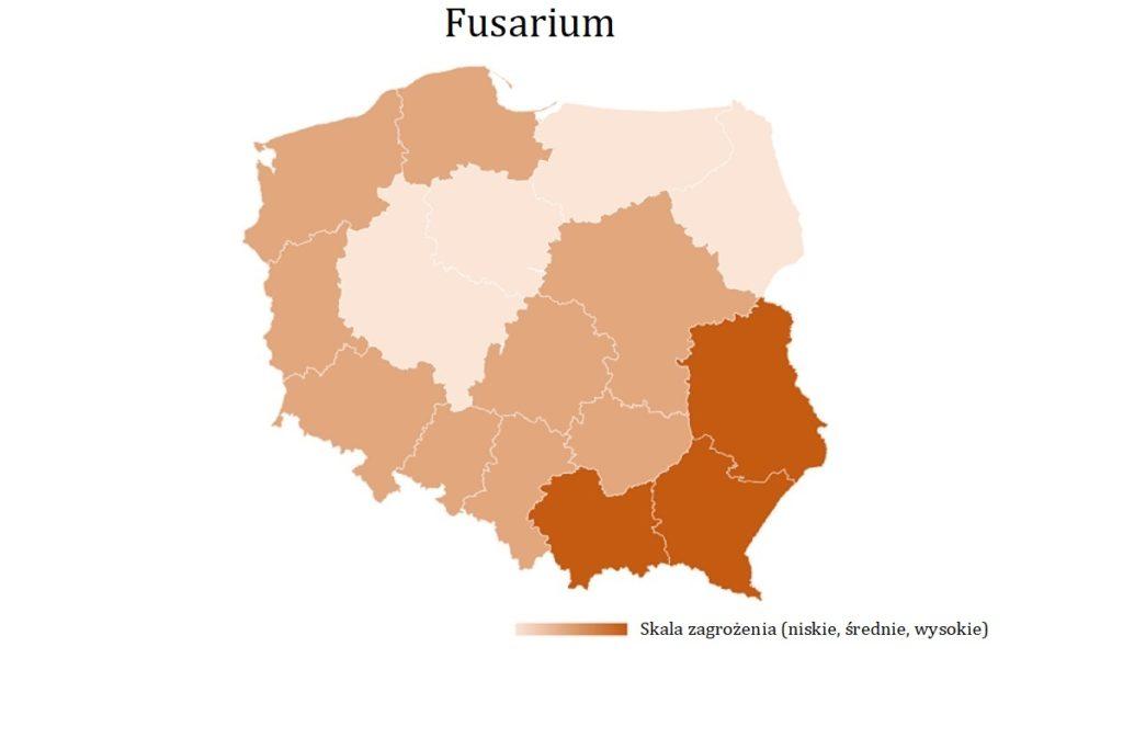Fusarium-mapa-wystepowania-owadow