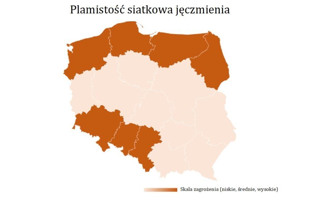 Plamistosc-siatkowa-jeczmienia-mapa-wystepowania-owadow