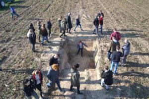 Odkrywka glebowa
